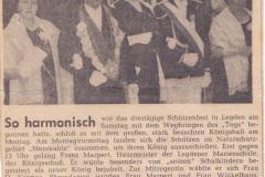 1966 Schützenfest