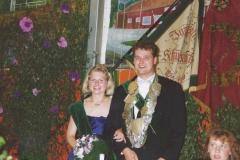 1992 Köngspaar Thomas Volmer, Christa Plenter