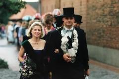 1992 Schützenfest König Thomas Volmer und Königin Christa Haverkock (Plenter)