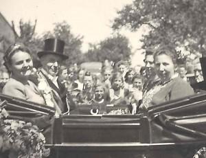 1949 Hermann Böckers und Anni Kleideiter