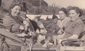1951 Josef Sprey und Frl. Anneliese Grethen