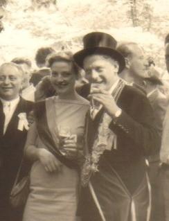 1957 Heinrich Börst - Irmgard Sprey