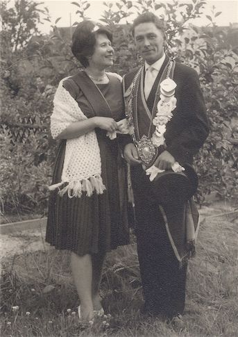 1962 Willi Bröker und Frau Christel Sprey_300DPI