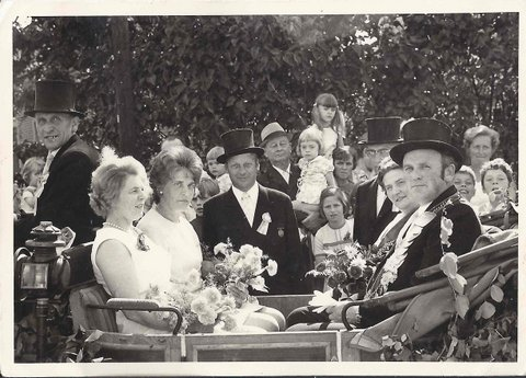 1971 Josef Sprey und Hanna Ibing