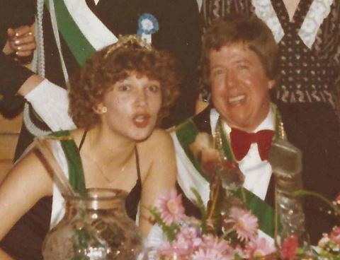 1979 Königspaar Karl Heinz Lücke und Martina Uppenkamp