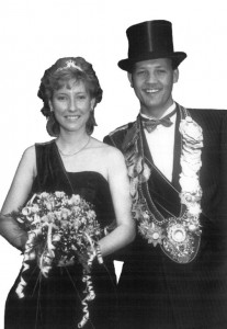 1988 Ulrich Bogenstahl und Sabine Boll