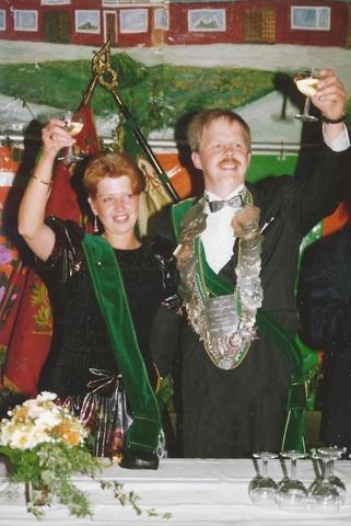 1991 Bernhard Brehmer und Renate Kramer-3