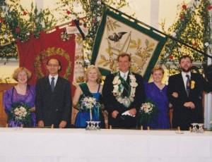 1993 Heinz Leuker und Doris Winkelhaus