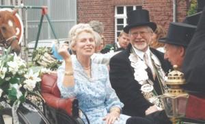 1995 Kaiserpaar Karl Fischer und Maria Eissing