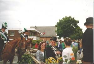 1996 Königspaar Reinhard Revers und Doris Sprey 2400dpi