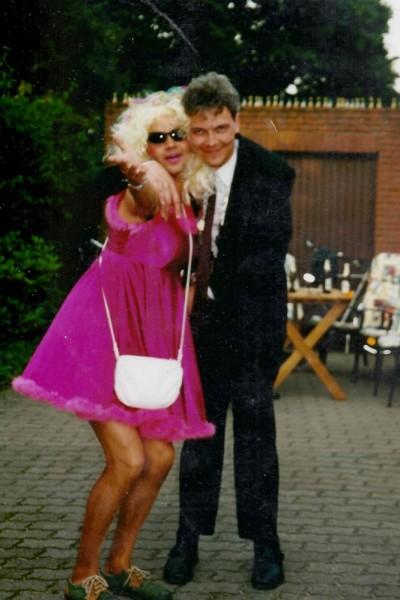 1999 Thomas Hommel und Thomas Kockentiedt